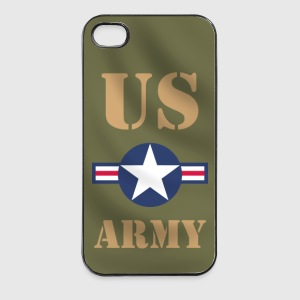 US Army - coque smartphone - Coque rigide iPhone 4/4s