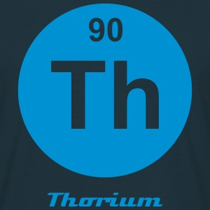 Element 90 - th (thorium) - Minimal-inverse T-shirts - T-shirt herr