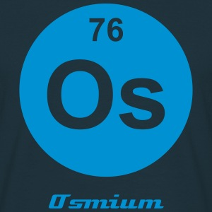 Osmium (Os) (element 76) - Men's T-Shirt