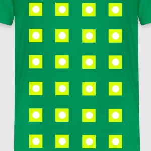 LED-lys_a1 T-shirts - Teenager premium T-shirt