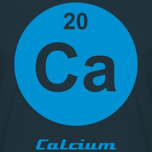 Element 20 - ca (calcium) - Minimal-inverse Tee shirts - T-shirt Homme