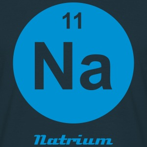 Natrium (Na) (element 11) - Men's T-Shirt