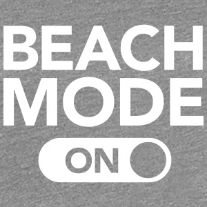 Beach Mode On T-Shirts - Frauen Premium T-Shirt