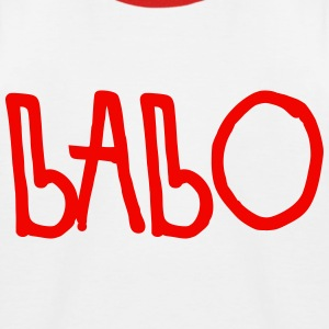 Babo T-Shirts - Kinder Baseball T-Shirt