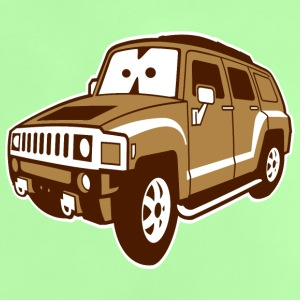 Cars for Kids: moderner Geländewagen Shirts - Baby T-Shirt