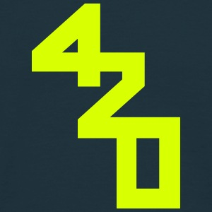 420 International - Men's T-Shirt