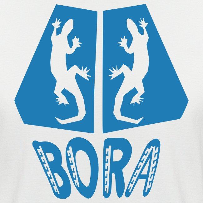 bora marine gecko tattoo