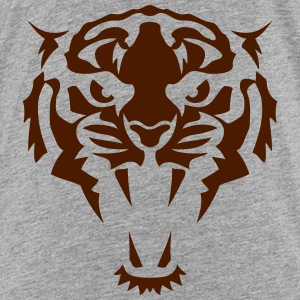 tigre tribal animal tatouge 407 Tee shirts - T-shirt Premium Enfant