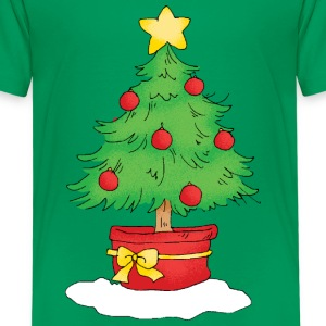 Christmas tree - Kinder Premium T-Shirt