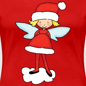 Christmas Angel - Women's Premium T-Shirt