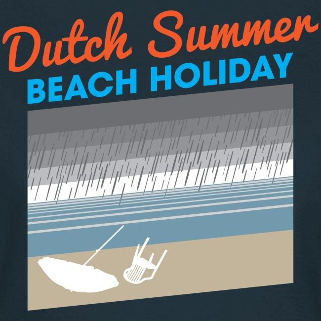 Dutch Summer vrouwen t-shirt
