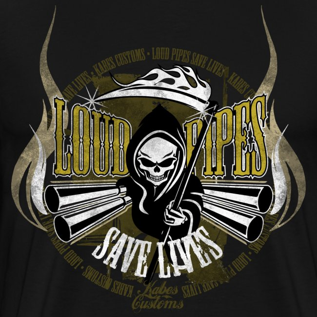 Kabes Loud Pipes T-Shirt