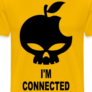 I'M connected T-Shirts - Men's Premium T-Shirt