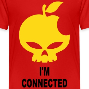 I'M connected Shirts - Teenage Premium T-Shirt