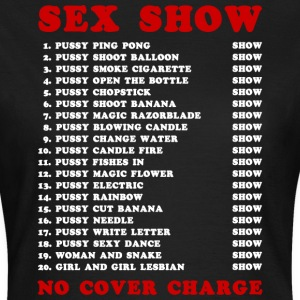 Bangkok Red Light Ping Pong Sex Show T-Shirts - Women's T-Shirt