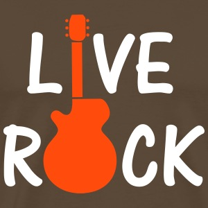 Live Rock ! T-Shirts - Men's Premium T-Shirt