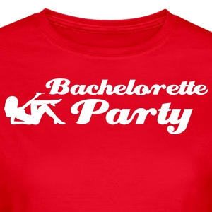 bachelorette party girl Junggesellinnenabschied T-Shirts - Frauen T-Shirt