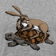 Hare and Tortoise T-Shirts