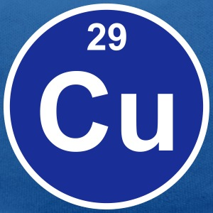Copper (Cu) (element 29) - Teddy Bear