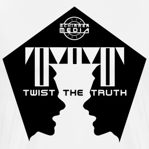 Twist the Truth - Männer Premium T-Shirt