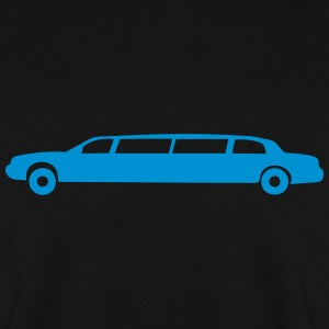 limousine voiture car 1 Sweat-shirts - Sweat-shirt Homme