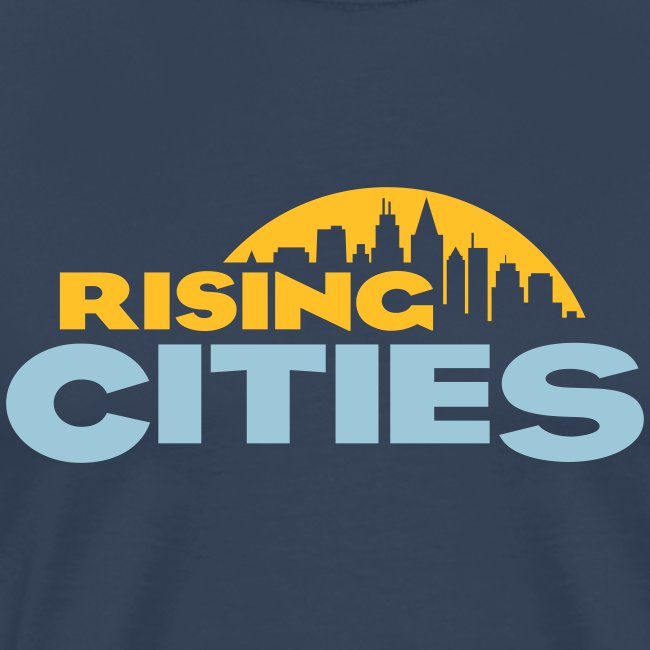 Rising Cities Logo Shirt