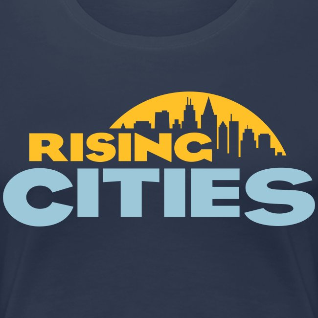 Rising Cities Logo Girl