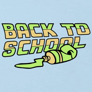 Back To School Shirts - Kinderen Bio-T-shirt