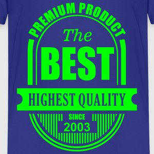 The Best - Kinder Premium T-Shirt