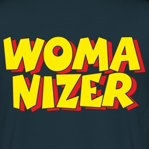 suchbegriff womanizer t shirts spreadshirt. Black Bedroom Furniture Sets. Home Design Ideas