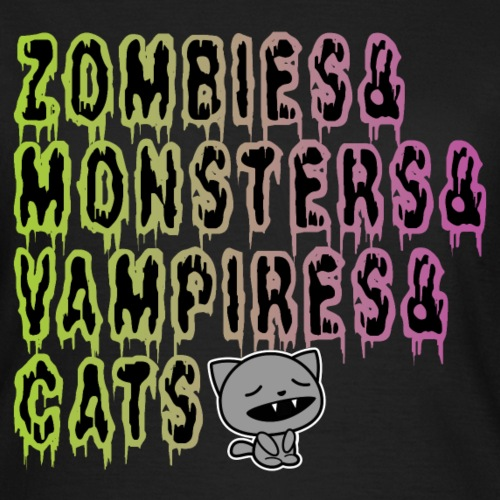 zombies...cats