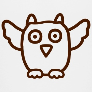 Owl No. 5 Shirts - Teenage Premium T-Shirt