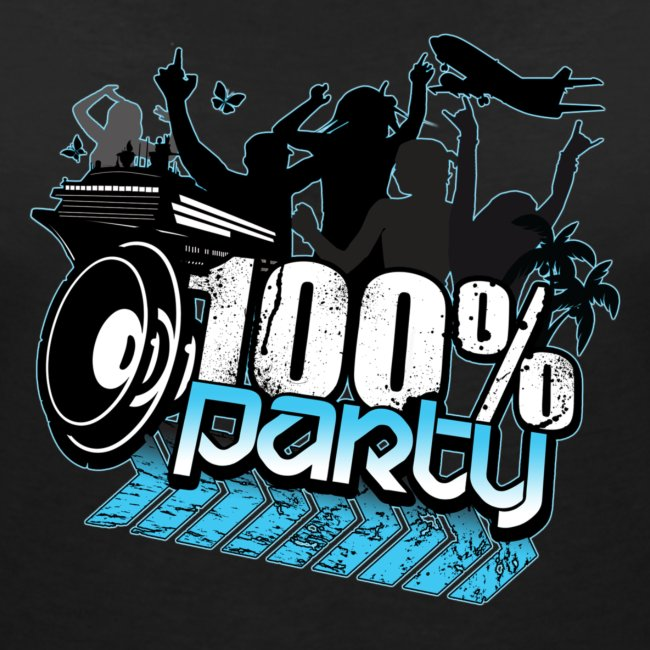 100% PARTY GLÖD (Nyhet)