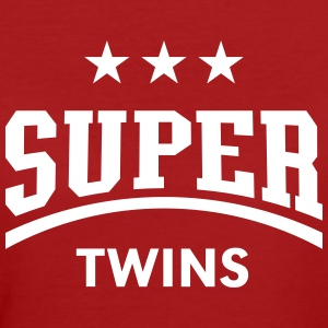 Super Twins, Damen Bio T-Shirt - Frauen Bio-T-Shirt