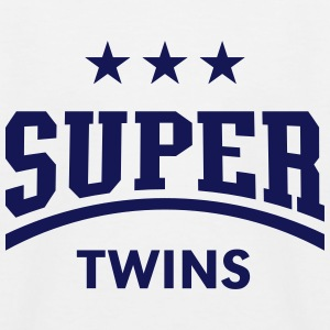 Super Twins Tee shirts - T-shirt baseball Enfant