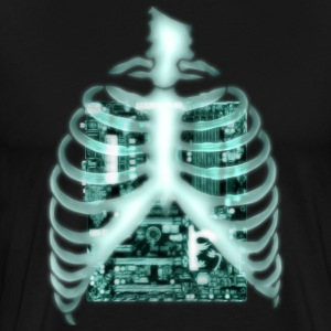 X-ray.png Tee shirts - T-shirt Premium Homme