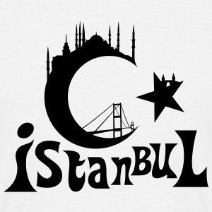 Istanbul, Turquie  Tee shirts - T-shirt Homme