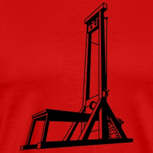 guillotine Tee shirts - T-shirt Premium Homme