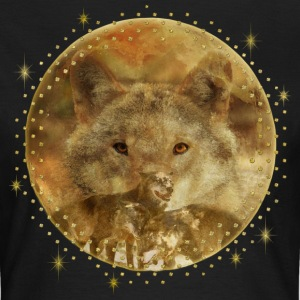 Wolfsvollmond - Frauen T-Shirt