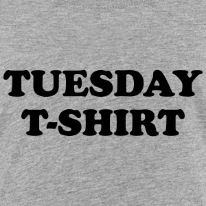 tuesday t-shirt Shirts - Teenage Premium T-Shirt