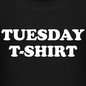 tuesday t-shirt T-Shirts - Kinder Premium T-Shirt