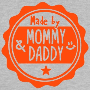 Made by Mommy and Daddy Shirts - Baby T-Shirt