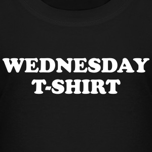 wednesday t-shirt T-shirts - Børne premium T-shirt