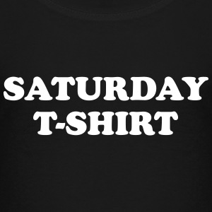 saturday t-shirt Shirts - Teenage Premium T-Shirt