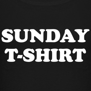 sunday t-shirt Shirts - Teenager Premium T-shirt