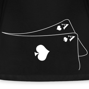 pocket aces Shirts - Teenage Premium T-Shirt