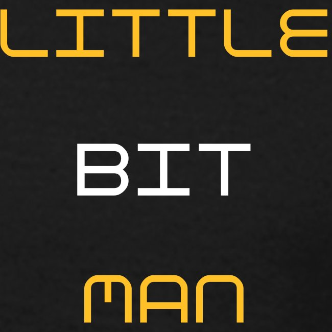 Little bit man