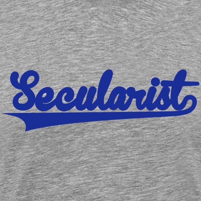 Secularist - baseball design