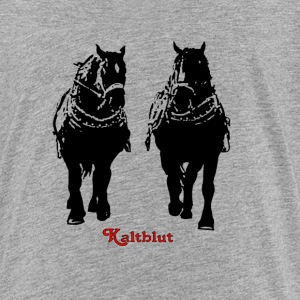 kaltblutduo_original T-Shirts - Teenager Premium T-Shirt