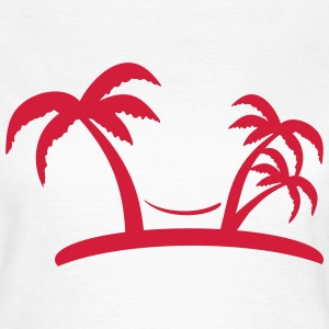 palm T-Shirts - Women's T-Shirt